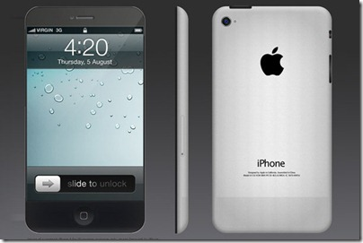 Iphone 5 Meet Ipad 2