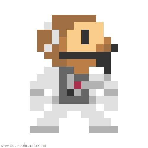 super herois e viloes em 8 bits star wars (2)