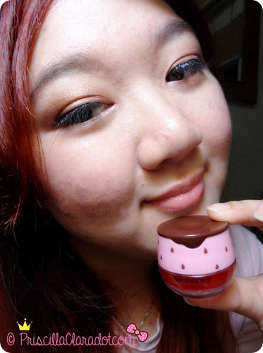 Priscilla review lipbalm copy