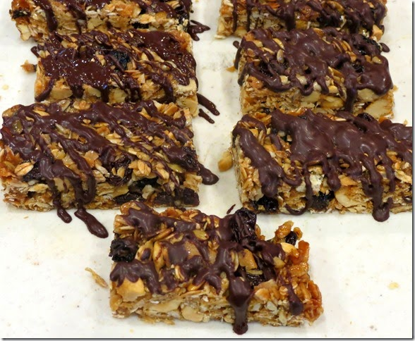 Granola Energy Bars--TWD