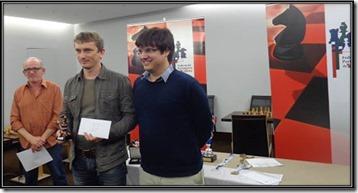 Anatly Khodorov vencedor