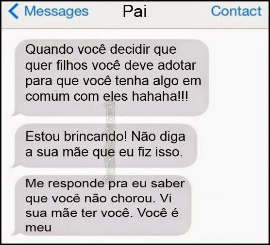 PAPAI TÁ BRINCANDO 01