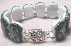 Bracelet June 20.2013 abalone2