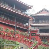 Emeishan - temple