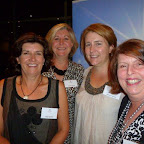 Helen Burfield, Bronwyn Brooks, Venessa Clarkson &amp; Pam Crouch