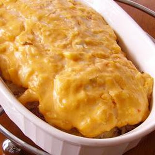 Bubbly Hot Reuben Dip