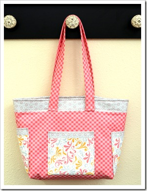Julie's diaper bag