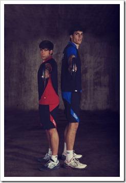 Javier Concepción y Nacho Gadea jugadores KAITT, campeones en el Open Bullpadel.