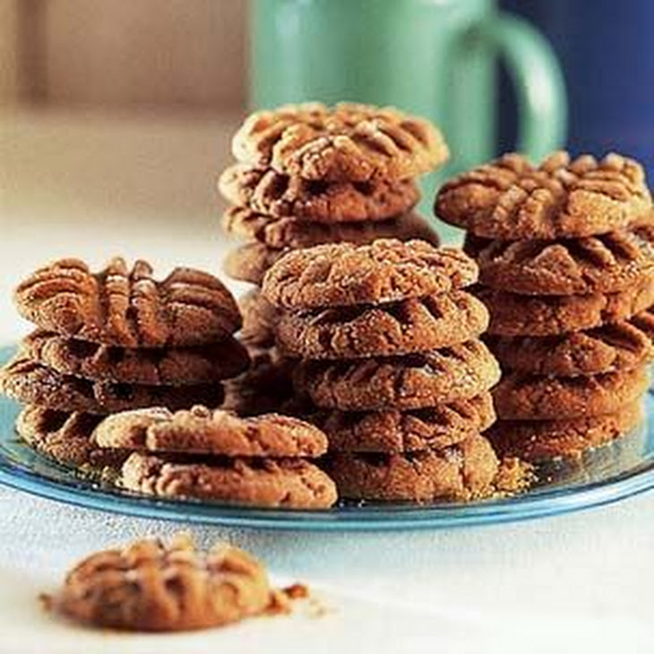 Spiced Molasses Cookies Recipe | Yummly