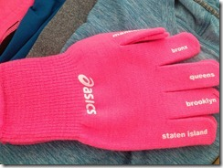 Asics 5 Burrow Gloves