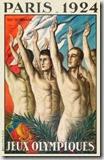 Paris organise les jeux olympiques en 1924