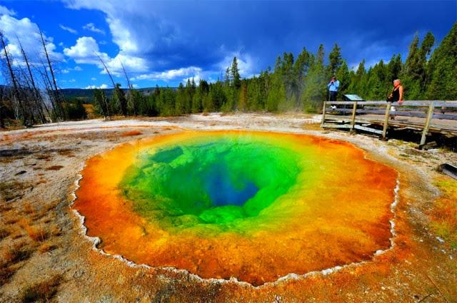 %2525D8%2525B5%2525D8%2525B5%252520%2525281%252529 صور ينبوع المياة الحارة متعددة الالوان في Yellowstone National Park