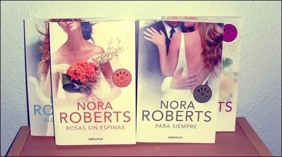 Josh Nora Roberts