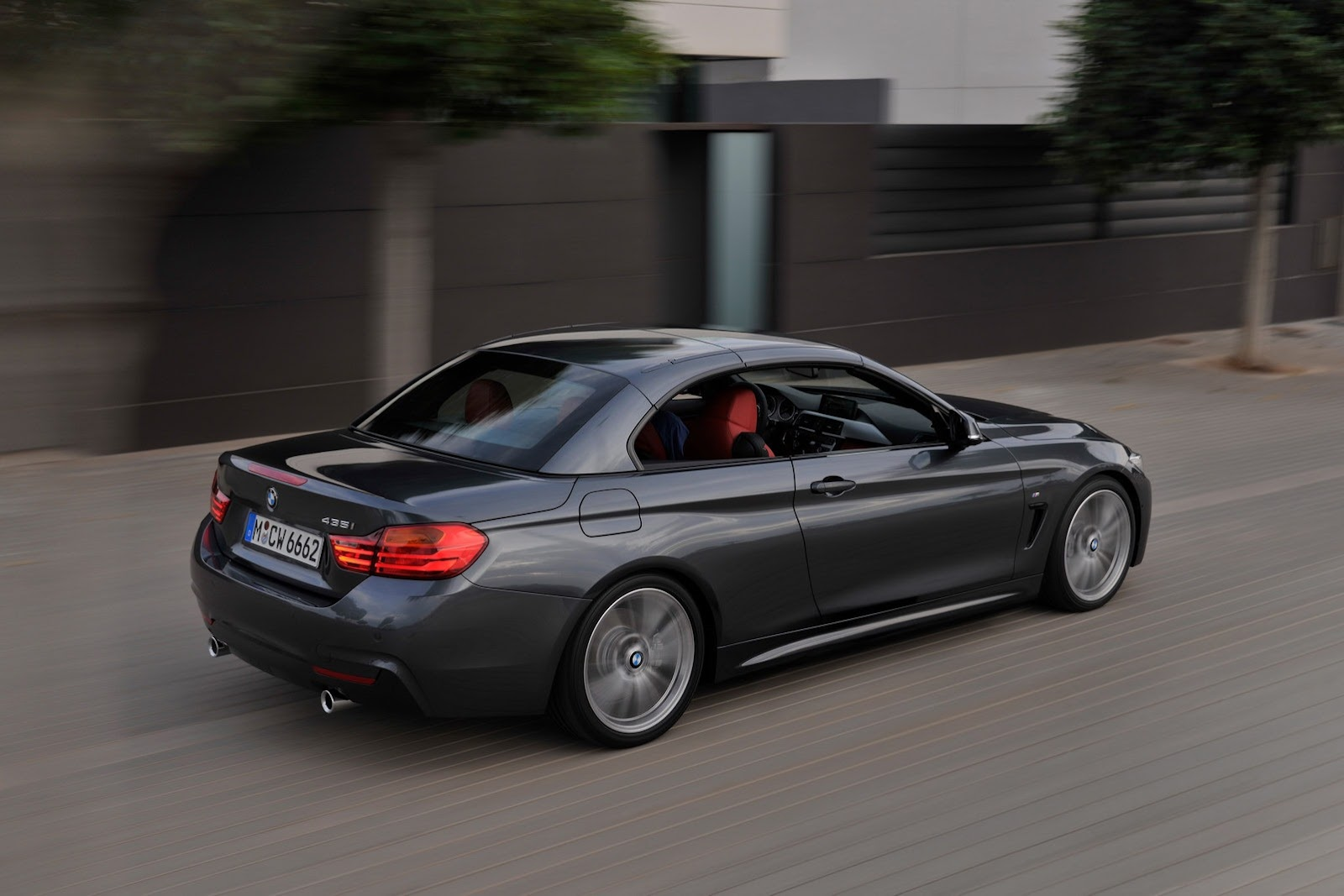 BMW releases official 4 Series Convertible photos and info BMW 4