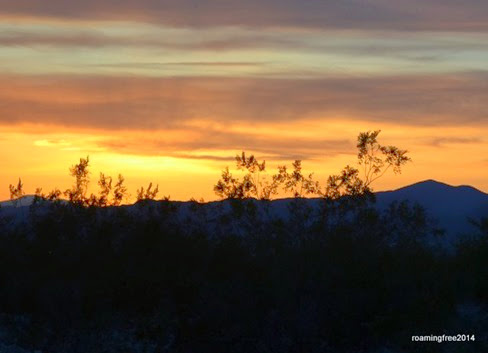 Pahrump Sunset