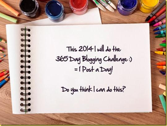 365 Day Challenge B