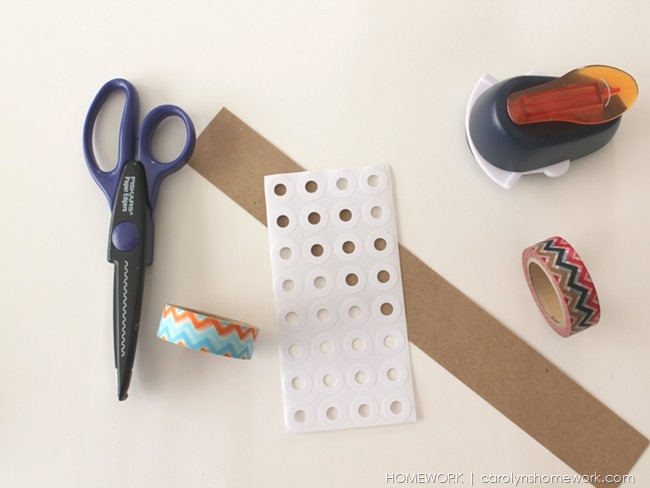 diy business cards via homework | carolynshomework.com