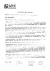 bando  e disciplinare - noleggio  n. 04 autovetture_04