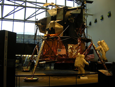 Things to do in Washington: Space Museum