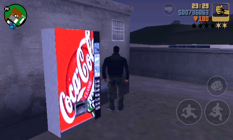 Tutorial Mod GTA 3 For Galaxy Y