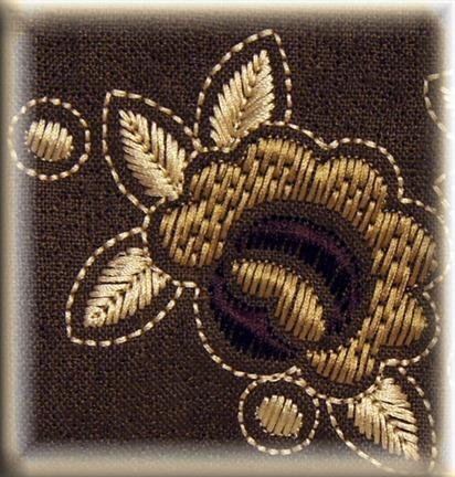 """Broderier fra """"Handlook Needlework II"""", #243"""