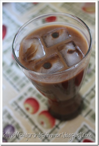 Chocolate Coffee Chiller