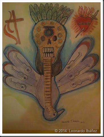 Guitarra y muerte