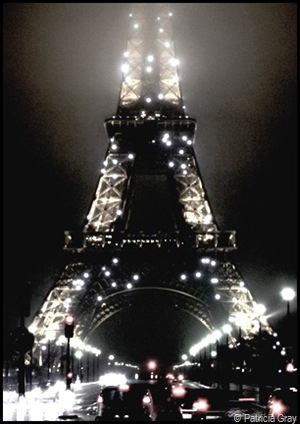 My Paris by Night Patricia Gray | Interior Design