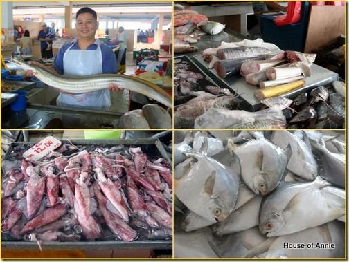 Stutong Market fish vendors