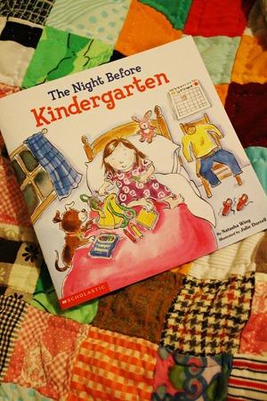 Quinn's First Day of Kindergarten 044