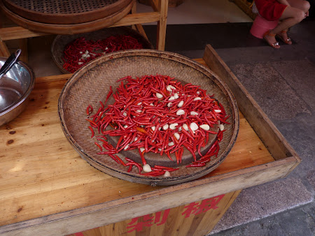 Excursie in China: chili