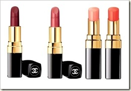 Chanel harmonie de printemps lips