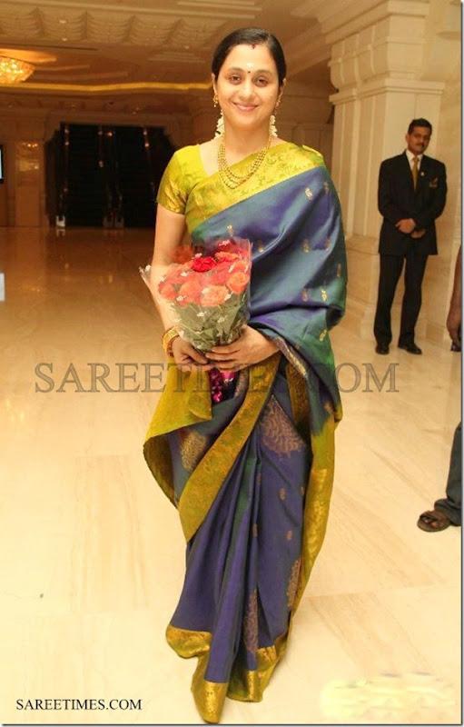Celebrities at Sneha and Prasanna Wedding Reception_49
