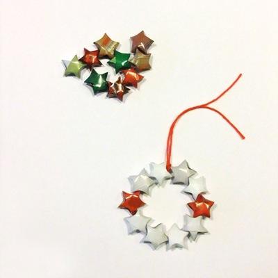 paper mini stars