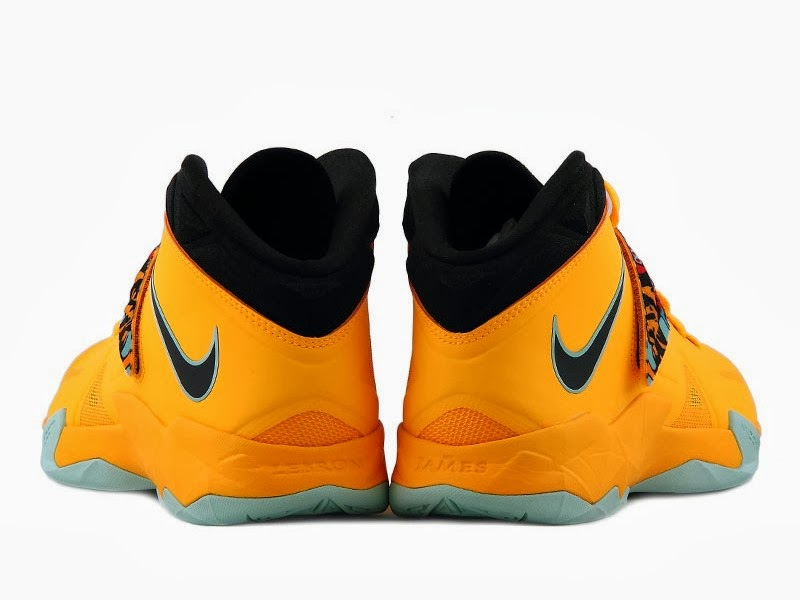 nike lebron soldier 7 orange. Black Bedroom Furniture Sets. Home Design Ideas