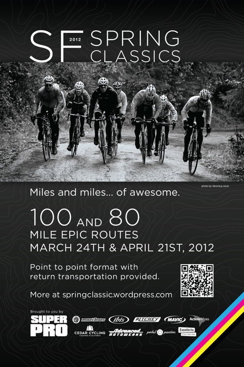 Spring classic poster 022812b