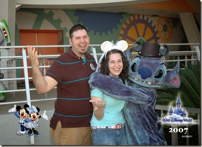 Disney World honeymoon (4)