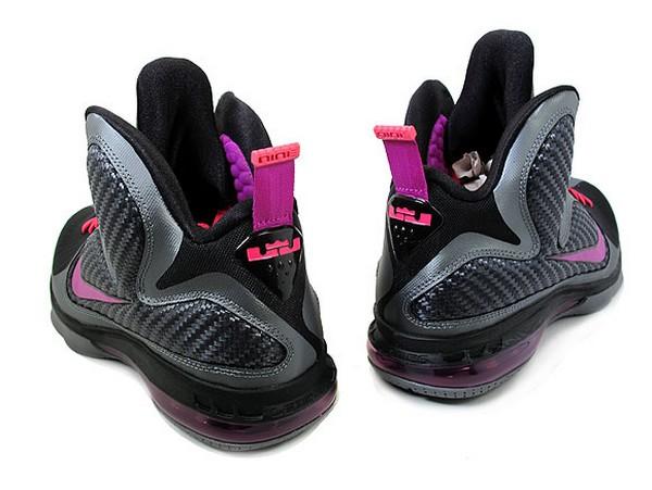 Nike LeBron 9 8220Miami Nights8221 Couple New Pics w Tee