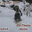 Foto's 2009 » IJsduik op 11 januari 2009