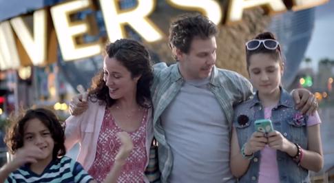 El desleal plagio publicitario de Universal Studios [Video]