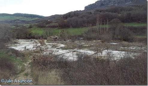 Saleras de Arteta - Valle de Ollo