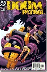 P00008 - Doom Patrol v3 #8