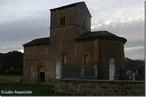 Santa María del Campo - Navascués