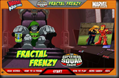 Super Hero Squad : Fractal Frenzy