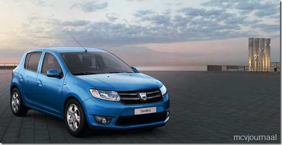 Dacia Logan en Sandero II in detail 20