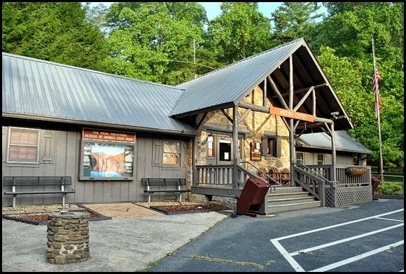 20b - Wednesday - Vogel State Park Visitor Center