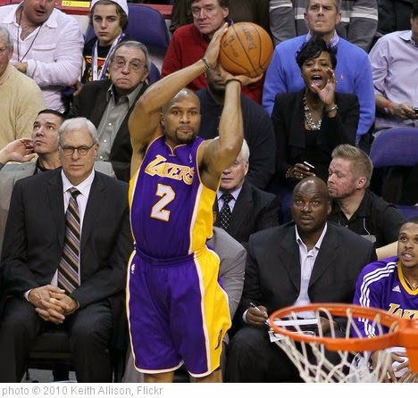'Phil Jackson and Derek Fisher' photo (c) 2010, Keith Allison - license: https://creativecommons.org/licenses/by-sa/2.0/