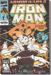 P00140 - El Invencible Iron Man #263