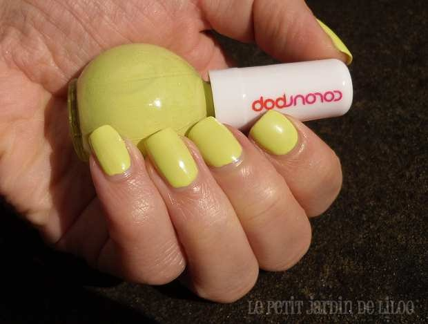 09-newlook-colour-pop-collection-nail-polishes-yellow-pistachio-review