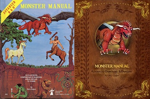 monster manual rerelease cover